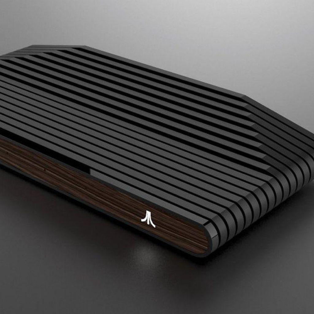 Seperti Ini Tampang Konsol Anyar Atari