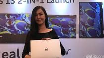 Dell Indonesia Boyong Laptop 2 in 1 Terkecil di Dunia