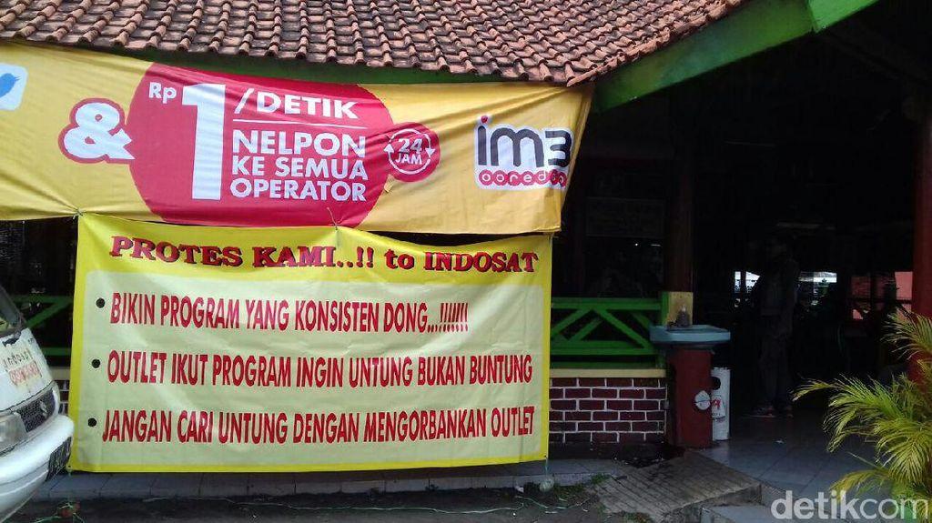 Terancam Dipolisikan Outlet, Indosat: Kami Tidak Menipu