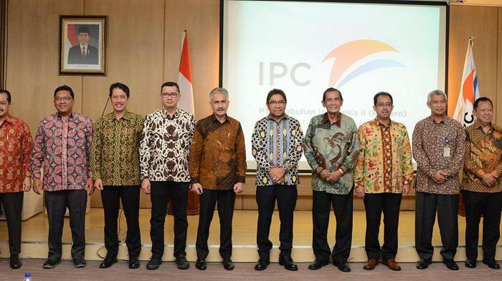 Pelindo II Punya Komisaris dan Direktur Baru