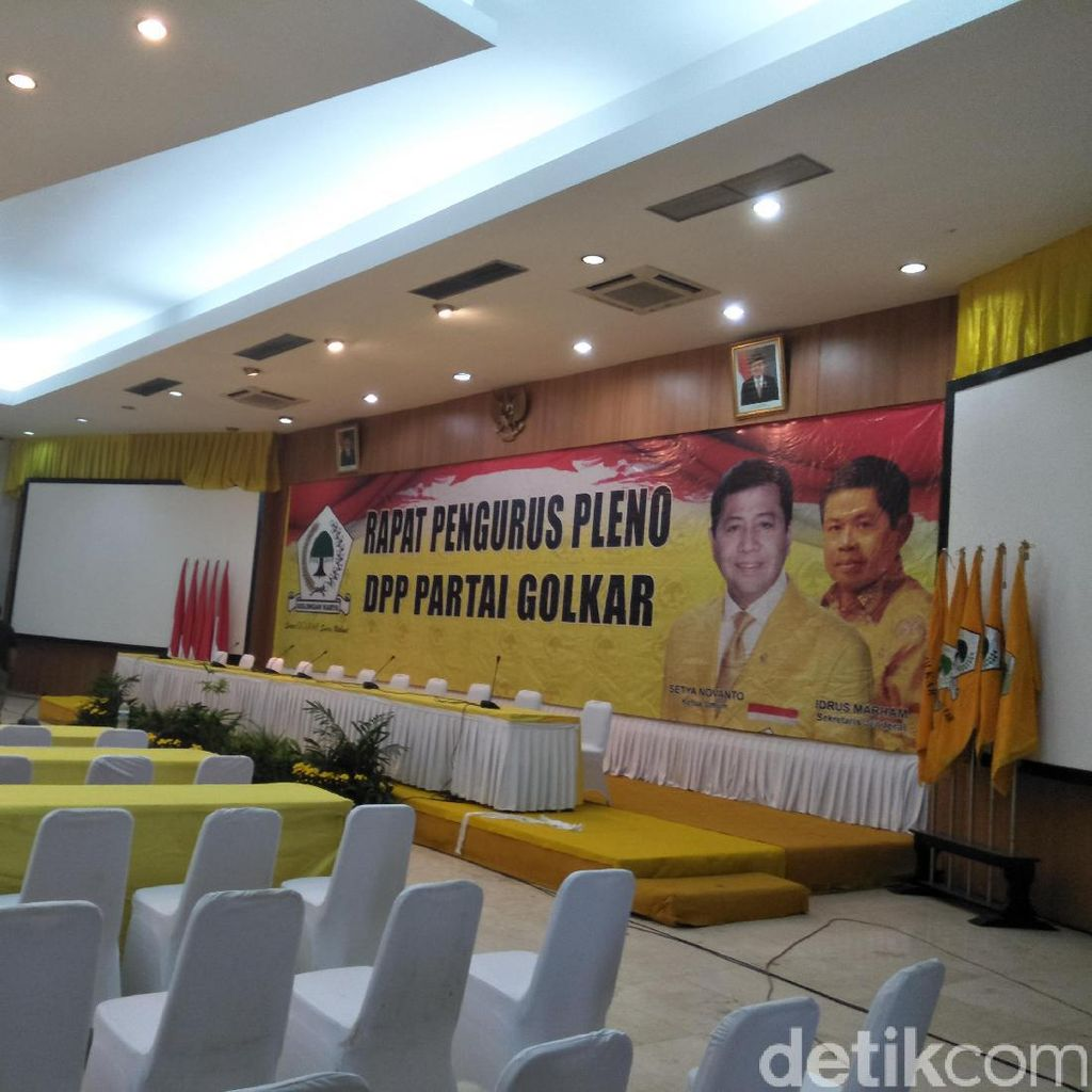 Setelah Setya Novanto Tersangka, ke Mana Politik Golkar?