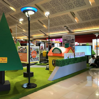 Pemprov DKI Jakarta Pamer Internet Cepat di Jakarta Fair 2017