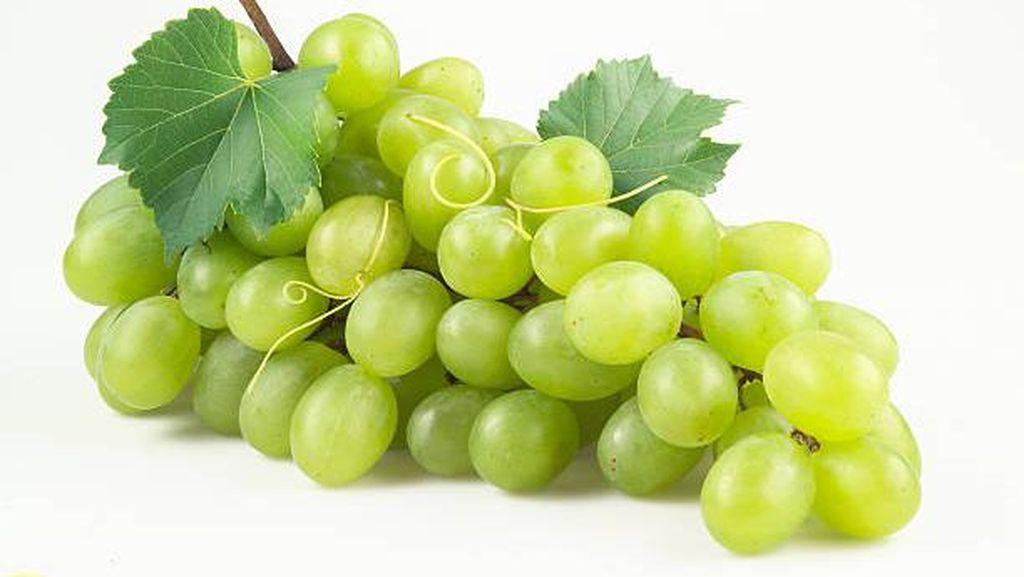 Ramai Video Anggur Berkulit Elastis, Benarkah Anggur Plastik?
