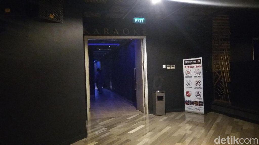 Ini Ruang Karaoke Tempat Pesta Narkoba Pretty Asmara Cs