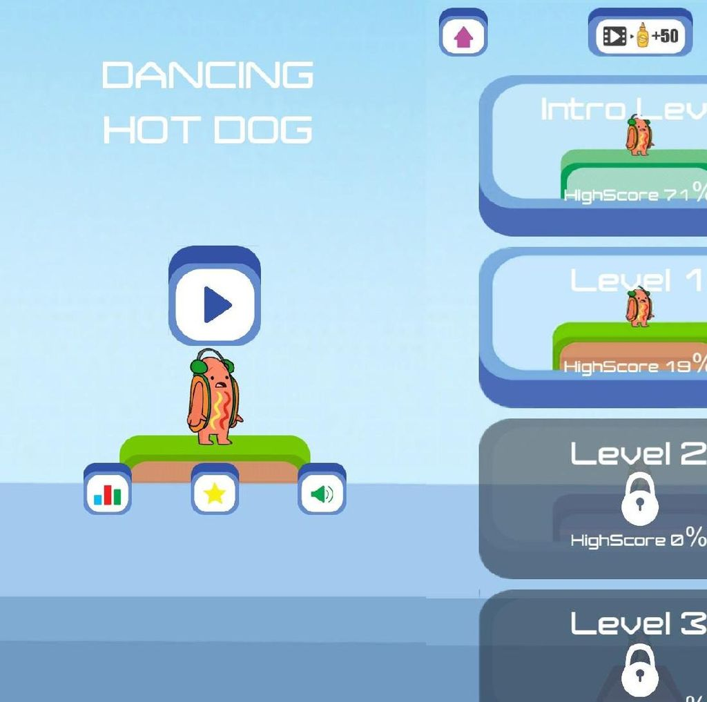 Filter Lucu Snapchat Dancing Hot Dog Nongol Jadi Game