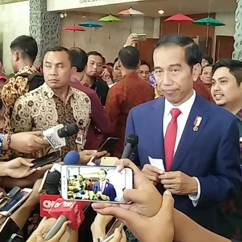 Jokowi Apresiasi Polri dan BNN atas Penggerebekan 1 Ton Sabu