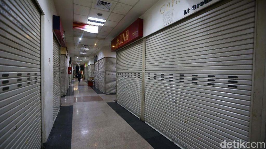 Glodok Hingga WTC Mangga Dua Sepi, BPS: Orang Beralih ke Online