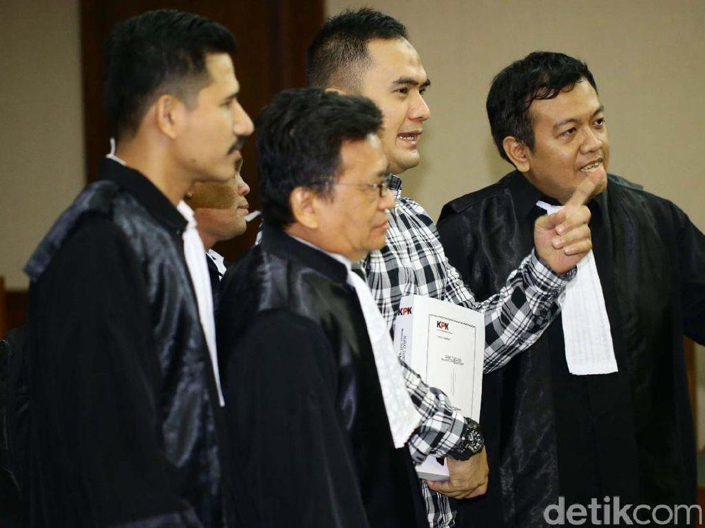 Alasan Jaksa Tak Jerat Saipul Jamil dengan Pasal Suap Hakim