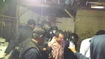 Tim Elang Laut Tangkap Pria yang Pereteli Besi Gedung Djakarta Lloyd