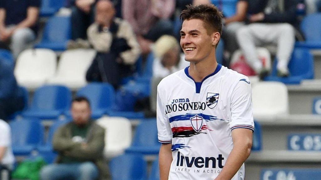 Patrik Schick Batal Gabung Juventus