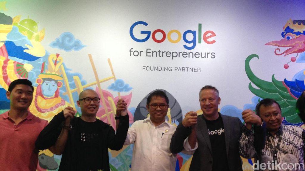 Menara Kibar, Kawah Candradimuka Startup Indonesia
