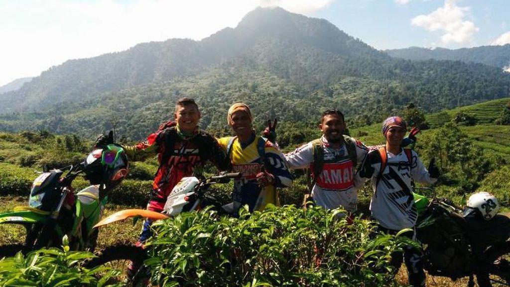 Seru! Touring Bareng ke Sukabumi