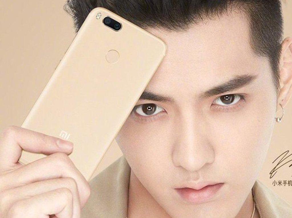 Warna-warni Xiaomi 5X