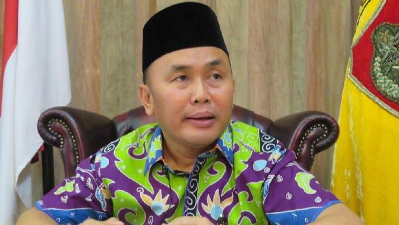 Blak-blakan Gubernur Kalteng Soal Palangka Raya Jadi Ibu Kota RI