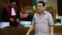 Divonis 4 Tahun Bui, Aseng Bantah Beri Uang ke Anggota DPR