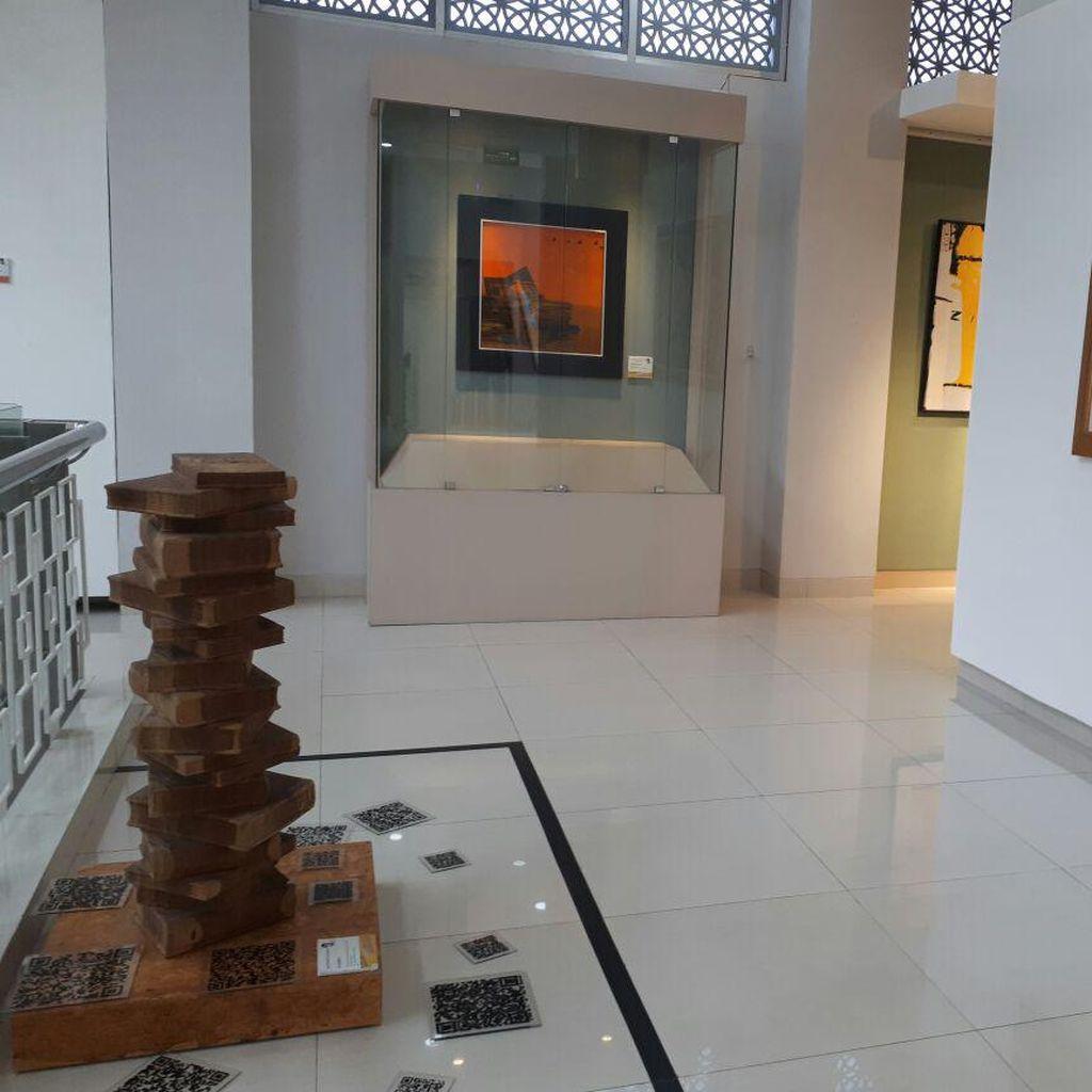 26 Karya Seni Rupa Komunitas Titik Api Dipamerkan di Jakarta