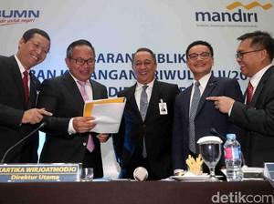 Bank Mandiri Paparkan Kinerja