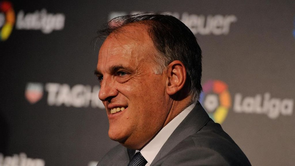 Presiden La Liga Tak Kaget dengan Korupsi di Federasi Sepakbola Spanyol