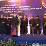 Susi Dapat Gelar Kehormatan Sunda: Wadonna Pinunjul
