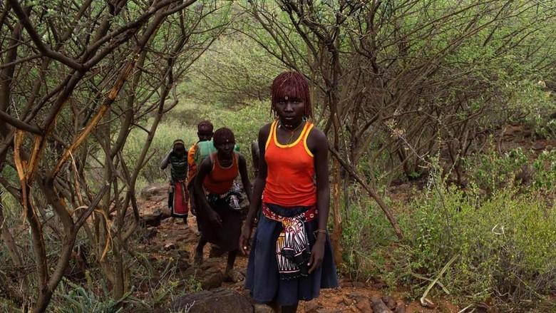 Prosesi sunat di Kenya (Siegfried Modola/REUTERS)