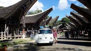 Pehobi VW Kombi Ini, Ajak Anak-Istri Keliling Indonesia