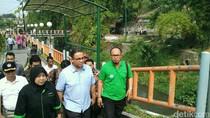 Dua Kali ke Yogya, Anies Belajar Penataan Bantaran Sungai