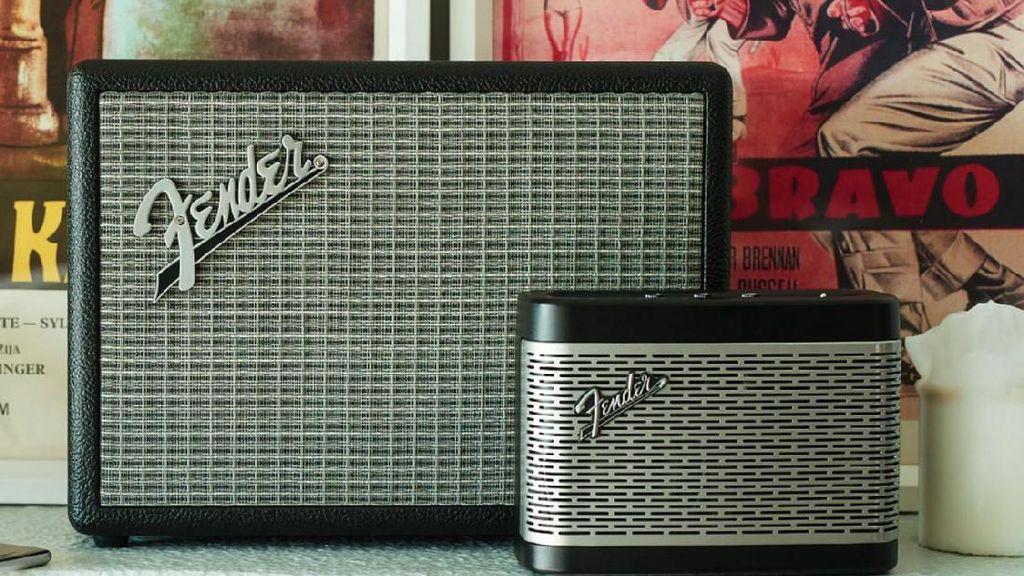 Fender Rilis Speaker Bluetooth Amplifier Mungil