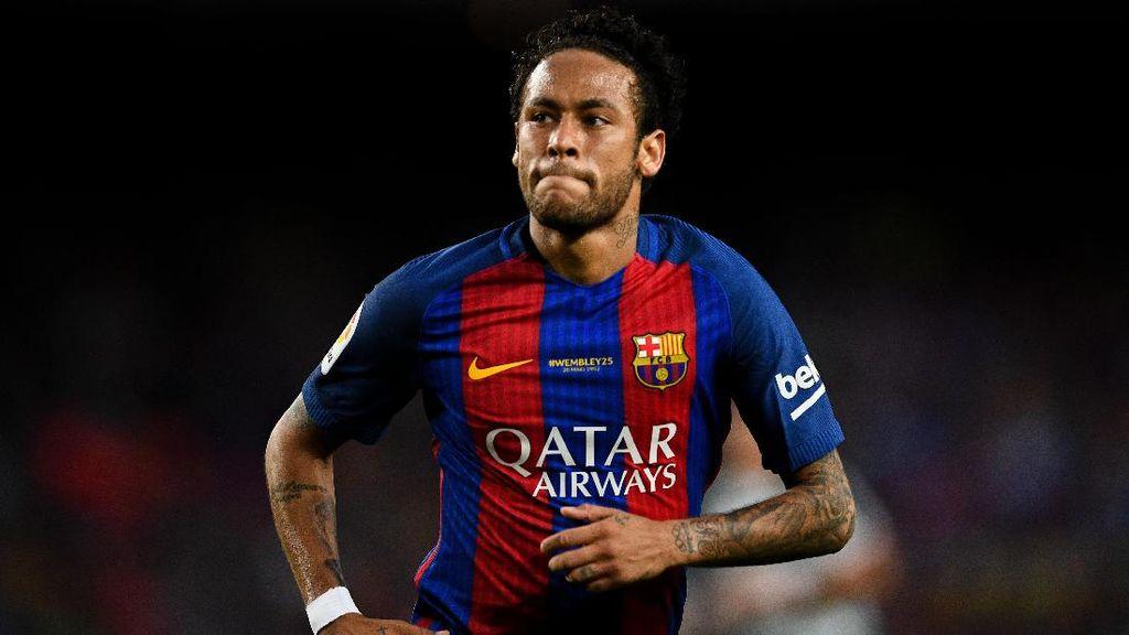 Meme-Meme Kocak Neymar Akan ke PSG