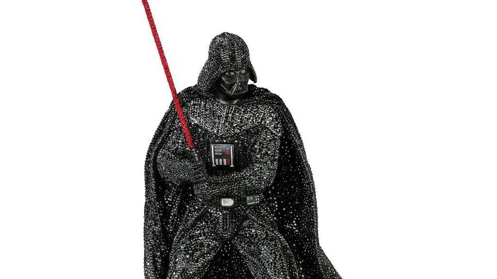 Mainan Darth Vader Ini Harganya Bikin Tercengang