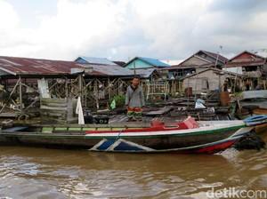Sungai Kahayan, Sumber Kehidupan Masyarakat Pesisir Palangka Raya