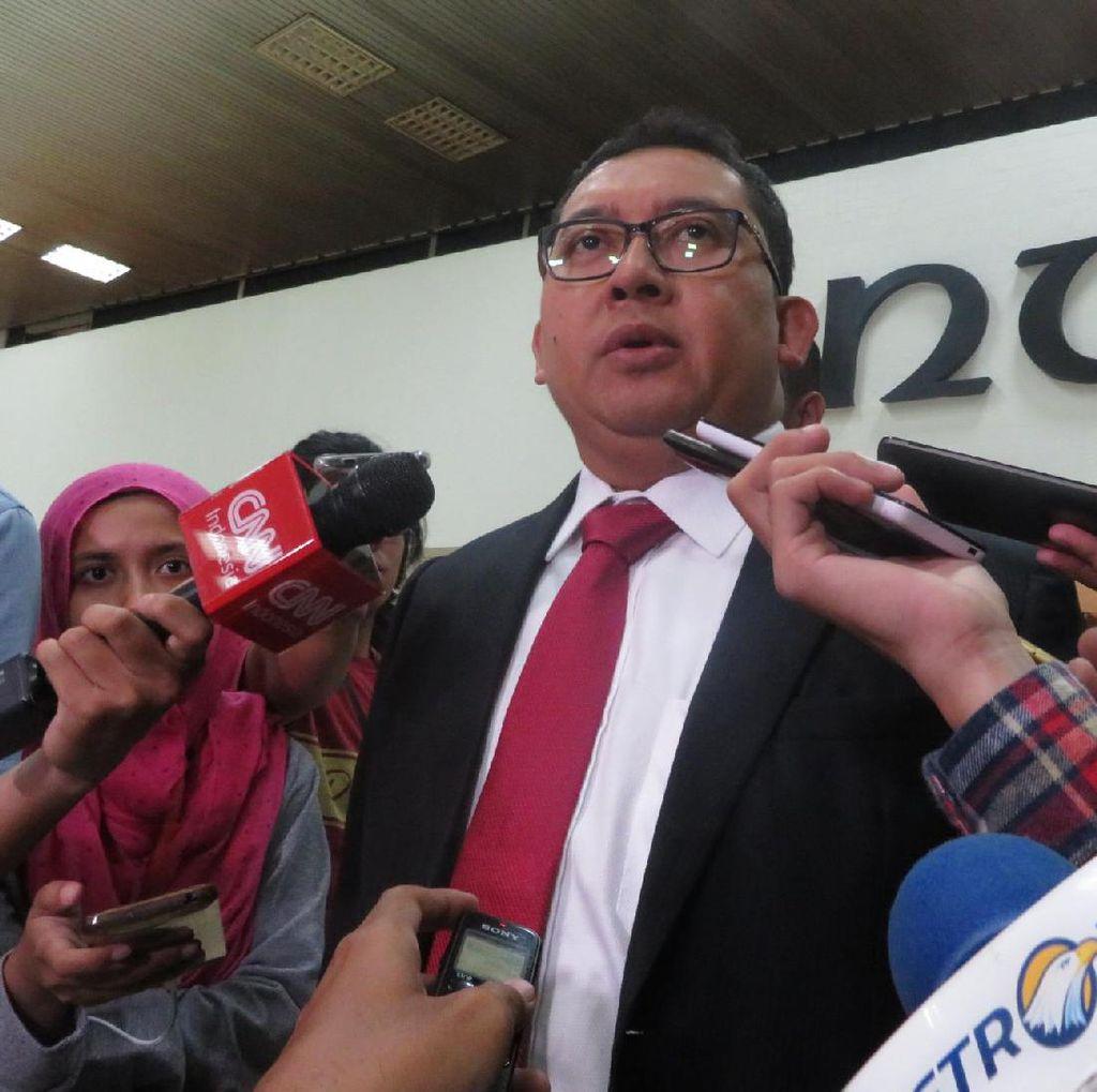 Walk Out, Fadli Zon: Gerindra Siap Gugat UU Pemilu ke MK