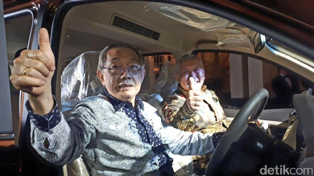 Bos Maspion: Wuling Buka Pabrik, Orang Indonesia Tak Perlu Jadi TKI