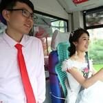 Sopir Bus Cantik Manten