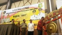 BPN Kota Sukabumi Luncurkan Pembuatan Sertifikat Online Pertama di Jabar