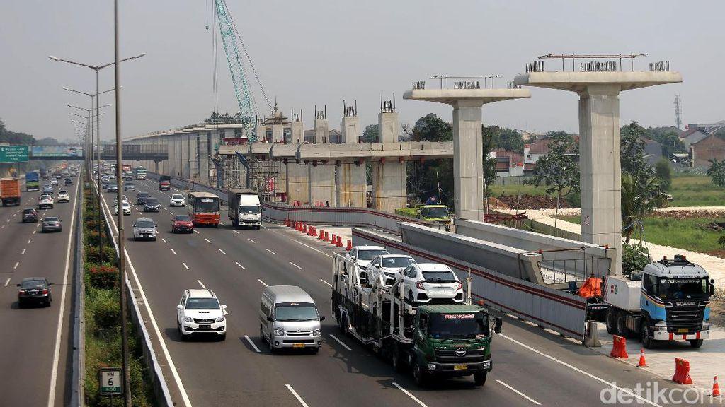 2 Bank Swasta Ini Berminat Ikut Membiayai Proyek LRT Jabodebek