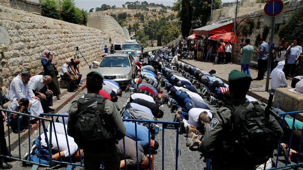 Indonesia Kutuk Bentrokan Israel-Palestina di Kompleks Al-Aqsa