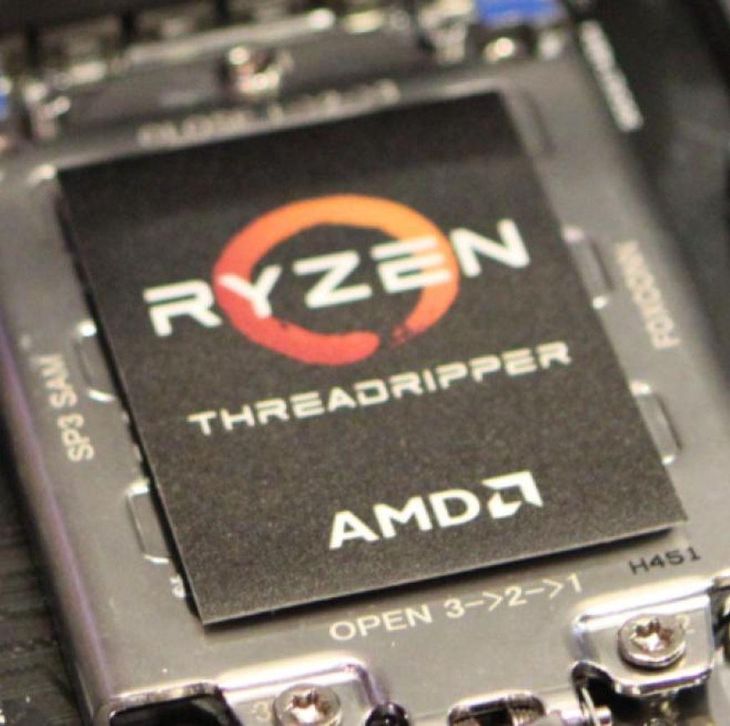 Ini Harga Prosesor Terkencang AMD Ryzen 32 Core