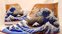 Ombak Kanagawa dari Jepang Sudah Tiba di Melbourne