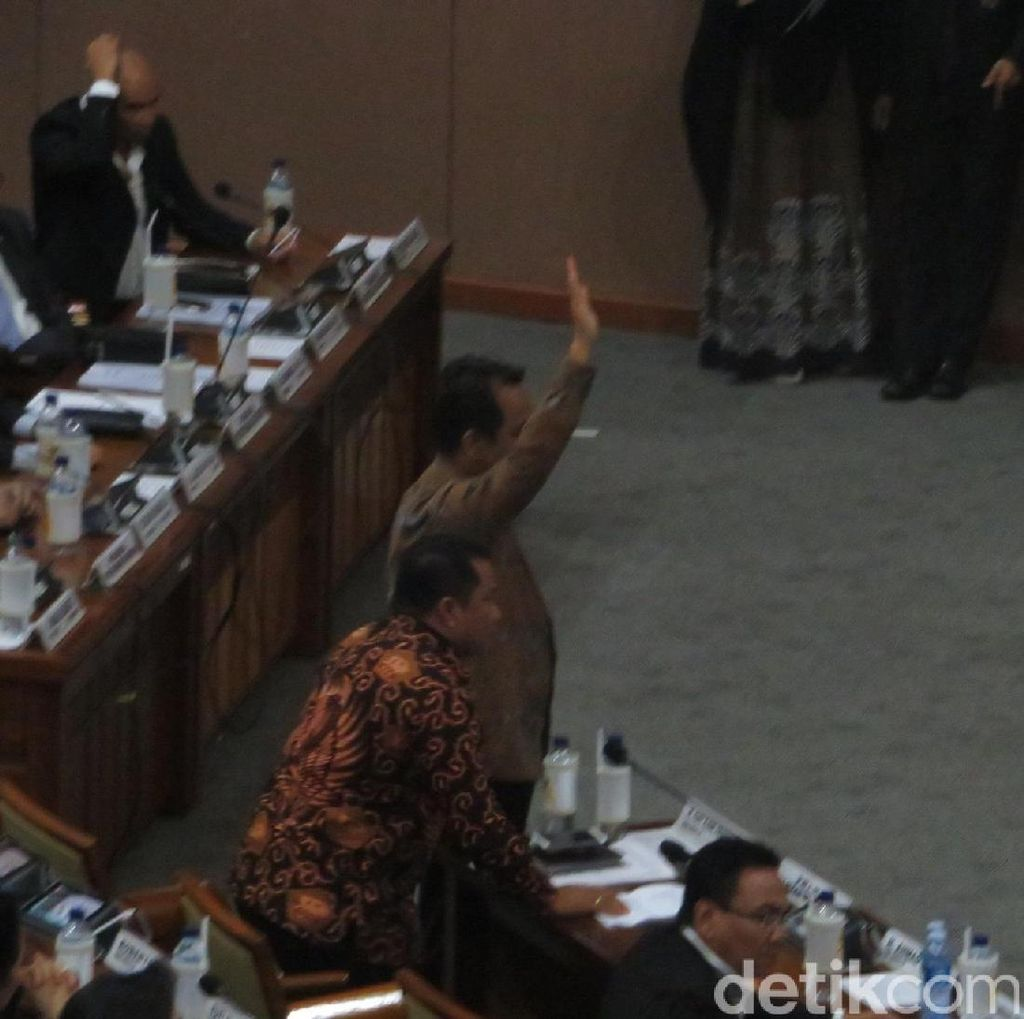 Saat Fadli Zon Vs Gerindra Debat Ambil Keputusan RUU Pemilu