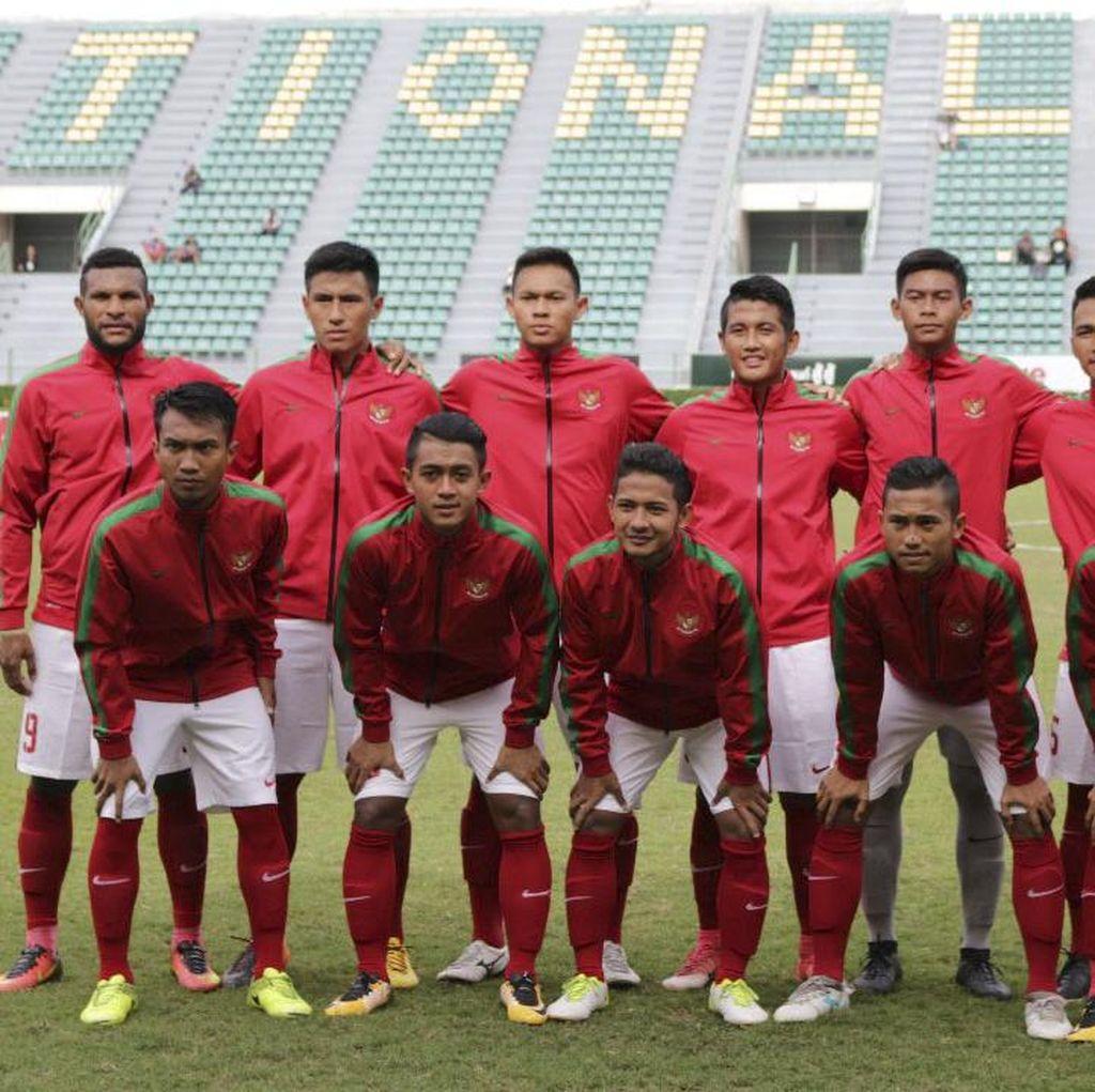 Imbangi Vietnam, Timnas Indonesia U-22 Jaga Peluang Ke Semifinal