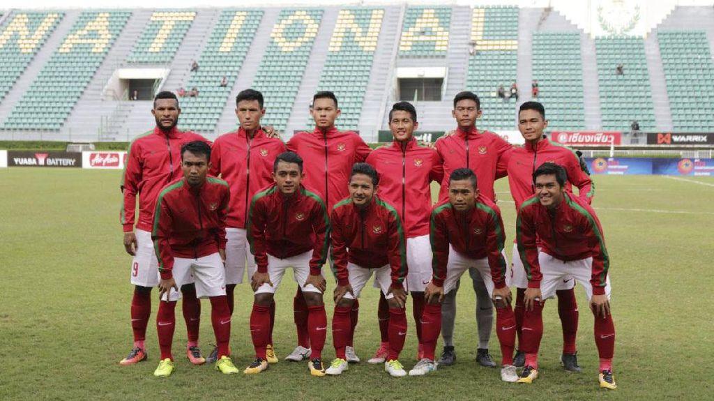 Gagal ke Piala Asia, Indonesia Bisa Punya Kans Lebih Baik di SEA Games