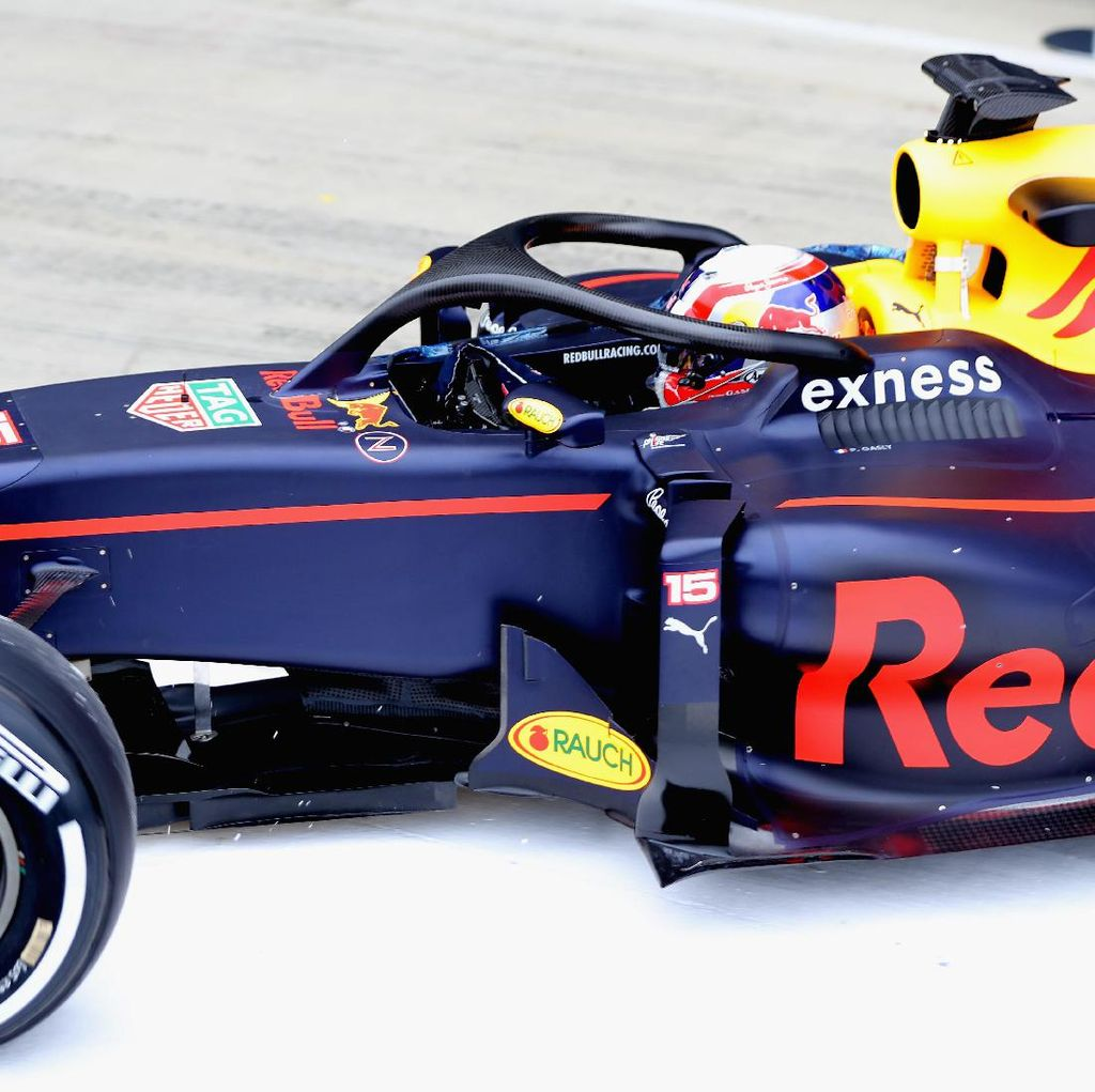Inilah Halo, Pelindung Pebalap F1 yang Kontroversial