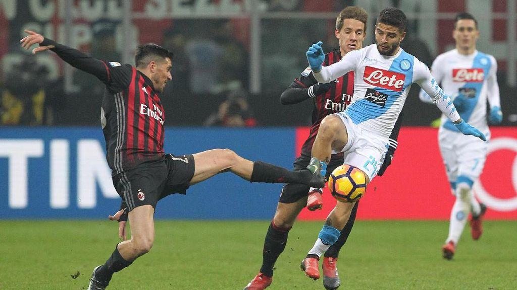 Milan Diragukan Bisa Langsung Jadi Penantang Scudetto
