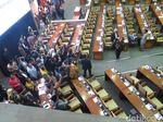 Fraksi-fraksi DPR Debat soal Waktu Voting RUU Pemilu