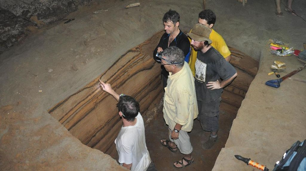 Gua Laut di Aceh Ungkap Jejak Tsunami dalam 7.400 Tahun