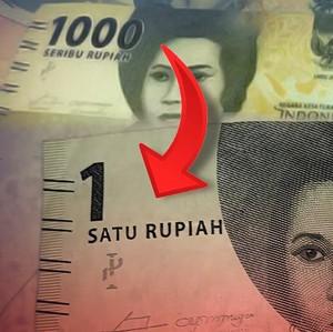 Apa yang Terjadi Bila Rp 1.000 Jadi Rp 1? Ini Kata Sri Mulyani