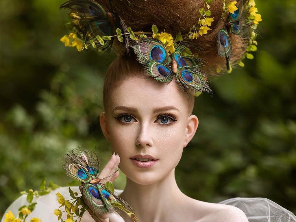 Cantiknya Putri Negeri Fantasi