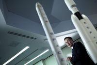'Iron Man' Beberkan Rencana Besar Penjajahan Planet Mars