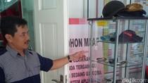 Mengintip Lemari Khusus Barang Hilang di PMI Kota Bandung
