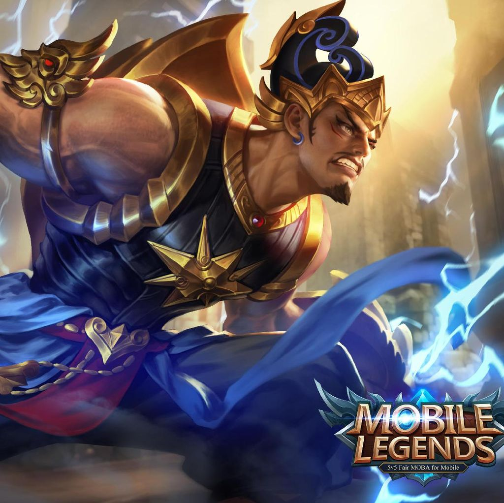 Mobile Legends Luncurkan Karakter Hero Gatotkaca